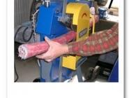 Maszyny do recyklingu kabli - usuwania oplotu tworzyw z kabli
