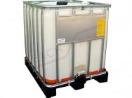 Kontenery Ibc (paletopojemniki) na PE-palecie 1000 L, 800 l i 600 L
