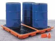 Bath trays, drip trays, drip-operated work floor Ibc - delivery of whole Poland - Budeco