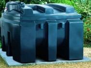 2-płaszczowe zbiorniki na olej opałowy - pojemność od 200 do 9000 litrów, różne kształty.
