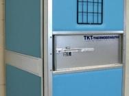 Kontenery i pojemniki termoizolacyjne.
