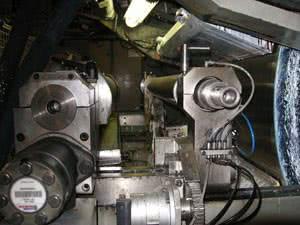 Drukarka fleksograficzna 6 kolorów cylinder centralny szybka zmiana tulei w maszynie