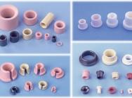 Przelotki, rolki prowadzące, koła pasowe, elementy ceramiczne