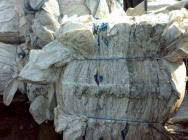 Big bag po jednorazowym użyciu