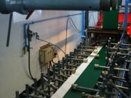 Oklejanie profili PVC i aluminium