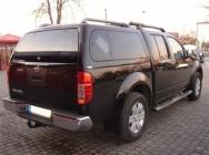 Wykładzina skrzyni ładunkowej Pick up: Nissan Navara, Toyota Hilux, Mitsubishi L200, Ford Ranger