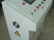 Melt pump control system (PLC)