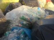 Butelki PET luzem, w workach na smieci, PET po kubusiach, tymbarkach - rowniez zbelowane