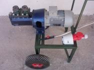 Self-propelled pump sets…