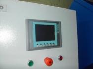 Mikrokomputerowy kompaktor (aglomerator) do odpadów styropianu EPS.- recycling EPS.