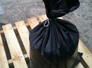 Worki na śmieci i gruz rolowane, cięte, składane w C