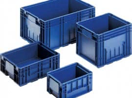 Klt Vda 4500 containers…