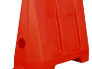 Traffic Separators - application: repairs and construction of roads and motorways