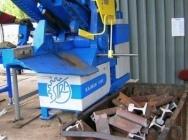 Nożyce do cięcia odpadów - tworzyw, beczek, złomu, drewna