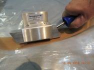 Zgrzewarka ZF-100 do montażu, napraw i konserwacji tuneli ogrodniczych