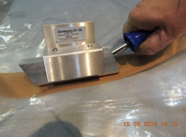 ZF-100 welder for installation…