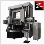 CK5231E Cnc Double Column Vertical Lathe