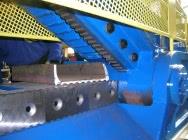Nożyce do cięcia złomu i łamania szyn kolejowych