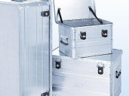 Aluminum lock cases, aluminum containers, case locks, case cases