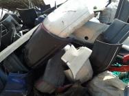 Odpad - Zderzak samochodowy PP / PP + Epdm