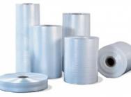 Folia tunelowa odpadowa - gotówka, Folia w rolkach odpad po produkcji - gotówka