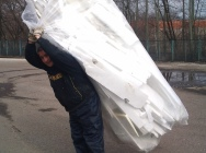 Odpady styropianowe EPS Warszawa, Mazowieckie