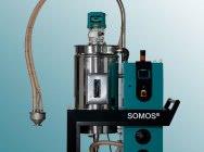 Energooszczędna suszarka molekularna do tworzyw sztucznych - Somos Rdm