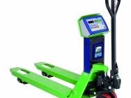 Wielofunkcyjna waga na wózku paletowym