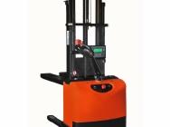 System wagowy na wózku elektrycznym wysokiego składowania
