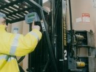 Waga hydrauliczna do wózków widłowych