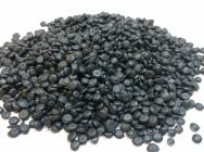 Regranulat foliowy LDPE czarny
