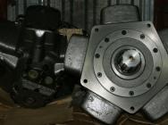 Silniki hydrauliczne Denison Calzoni seria MR, Mre