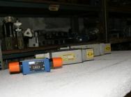 Rozdzielacze, zawory hydrauliczne Ponar, Rexroth, Vickers 4WE6 4WE10 4Wmm 4Wmda 3WMR