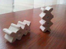 Technical ceramic Raschig…