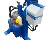 Małe ręczne nożyce do cięcia odpadów - hydrauliczne (zasilanie elektryczne)