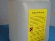 Odkamieniacz w płynie Odk-120 opakowanie 5l