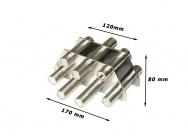 Separator magnetyczny 7 prętów Magnes Promocja!