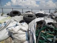 Oddam odpady gumowe, opony, przewody, węże