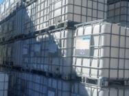 Zbiorniki, paletopojemniki 1000l poprodukcyjne czyste, zabrudzone
