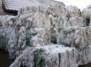 Folia biała LLDPE porolnicza Sianokiszonka, wiaderka - twardy, Kanistry, sznurek