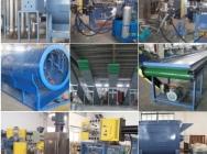 Urządzenia do przetwórstwa i recyklingu tworzyw sztucznych