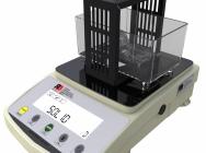 Urządzenie do pomiaru gęstości tworzyw sztucznych