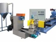 Line for PE / PP regranulation 350-500 kg / hr