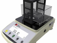 Densitometer for testing plastics and fluids - Rolbatch GmbH