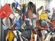 Odpad tworzyw sztucznych PP/PE (twardy plastik)