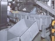 Skrzyniopalety z tworzyw sztucznych: przemysłowe i higieniczne (atest Pzh) - Budeco