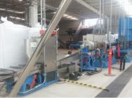 Linia do regranulacji folii PE - 200-250 kg/godz