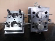 Injection mold - cap…