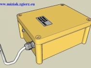 Electrostatic Neutralizer, Tzwn-05 power supply