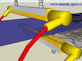 Discharging electrode…